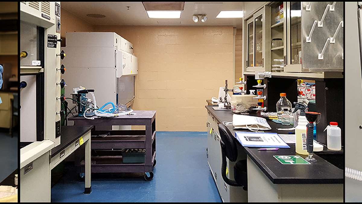 Photo of the Procedures Room